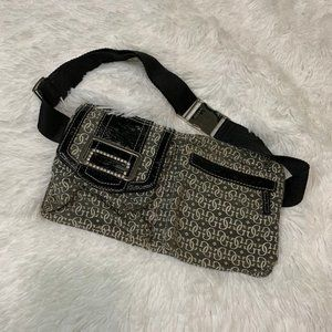 Guess Fanny Pack Style Belted Bag